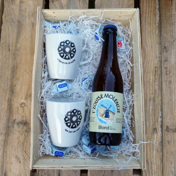 Blond Zeeuws biertje