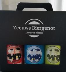 Zeeuws biergenot pakket
