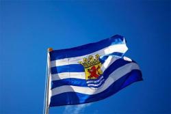 Vlaggendoek Zeeuwse vlag