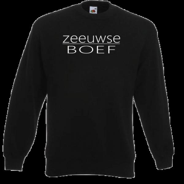 Sweater Zeeuwse boef