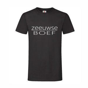 T-shirt Zeeuwse boef