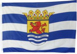 Vlag Zeeland 100 x 150 polyester