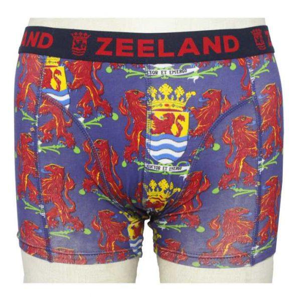 Zeeland wapen boxer
