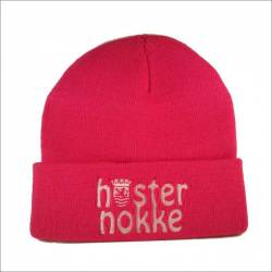 Hosternokke muts Rose