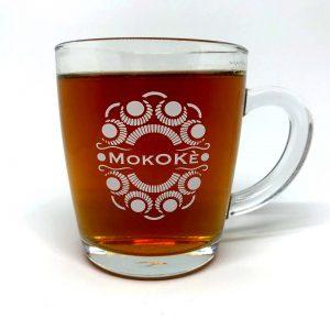 Mokoke theeglas