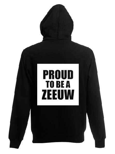 Vest proud to be a Zeeuw