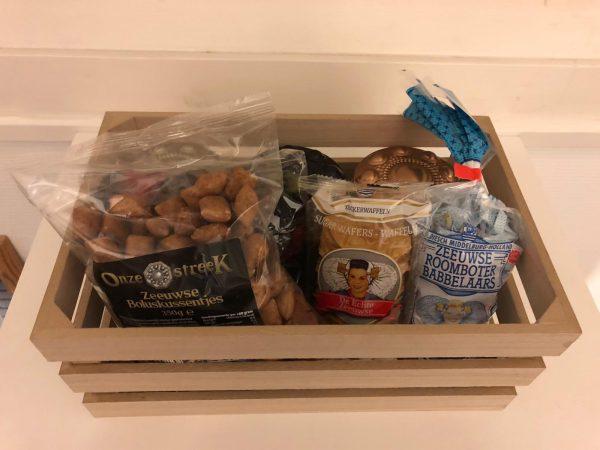 Snoep en koekpakket