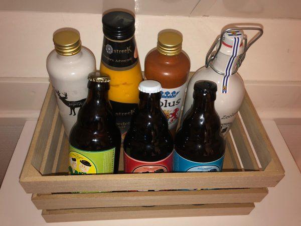 Lekker Zeeuws drankpakket