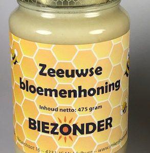 Zeeuwse witte koolzaad honing creme