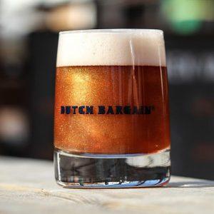Dutch Bargain bierglas