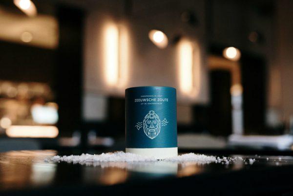 Zeeuwse oosterschelde zout