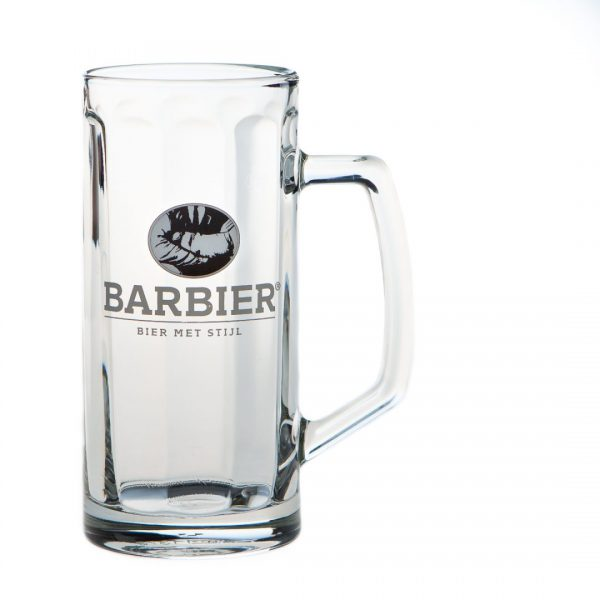 Barbier Irish stout glas