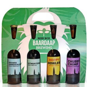 Beer box baardaap brewery