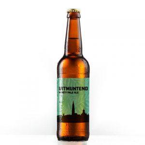 Uitmuntend bier minty