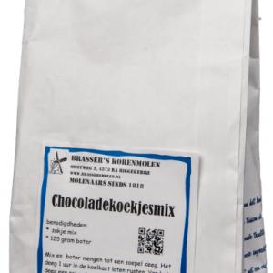 Chocoladekoekjes bakmix