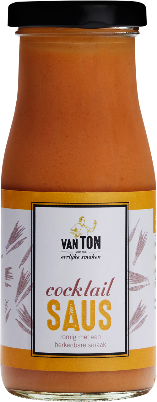 Cocktail saus van Ton