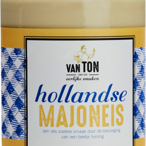 Hollands mayonaise van Ton