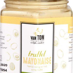 Zeeuwse truffel mayonaise van Ton