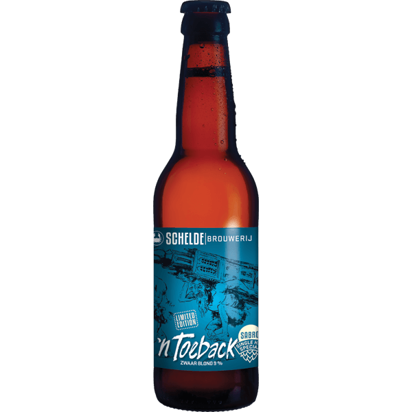 ´n toeback blond bier