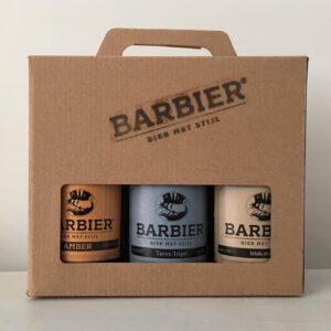 Barbier bierpakket 3 flesjes