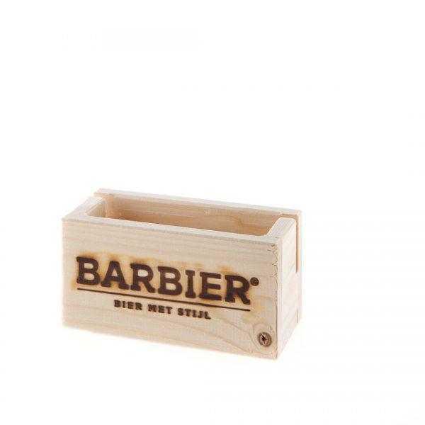 Barbier vilthouder