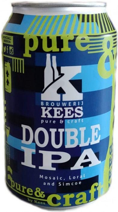 Double IPA brouwerij kees