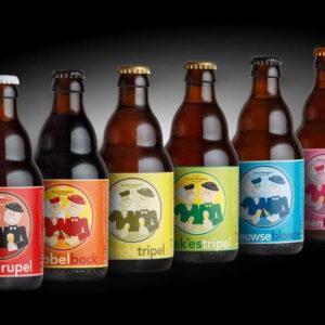 Zeeuws biergenot bierpakket 6 flesjes