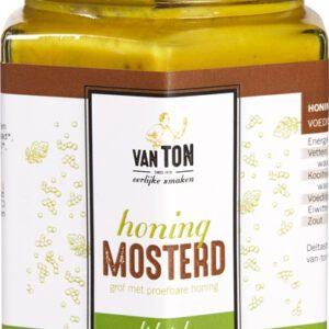van Ton Honing mosterd saus