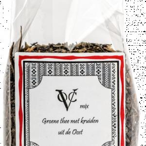 VOC zeeuwse groene thee uit het oosten