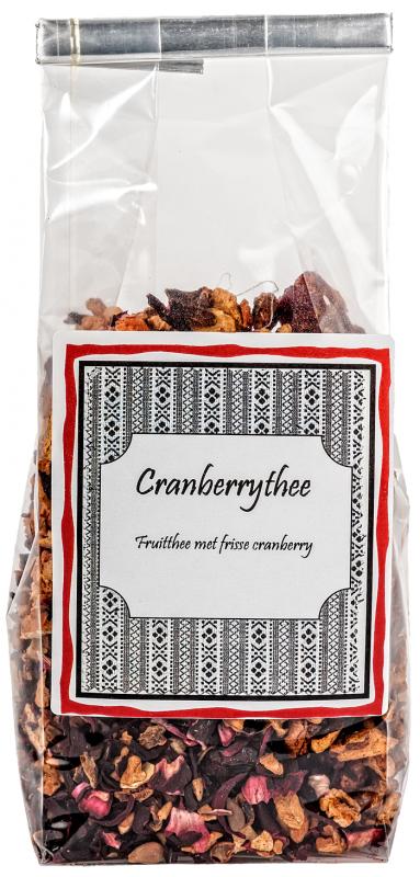 Zeeuwse cranberry thee
