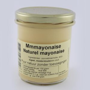 Mayonaise naturel van Spennekot
