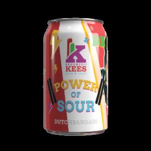 Power of sour dutch bargain en brouwerij kees