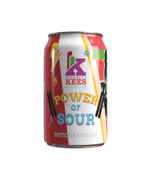 Power of sour dutch bargain en brouwerij kees