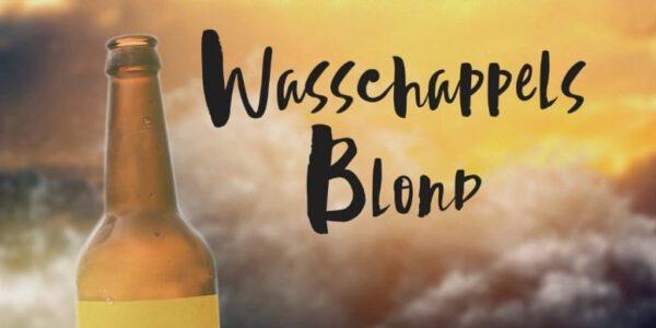 Wasschappels blond bier