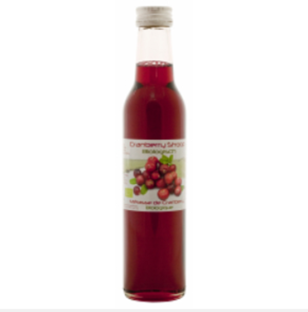 BIO cranberry stroop