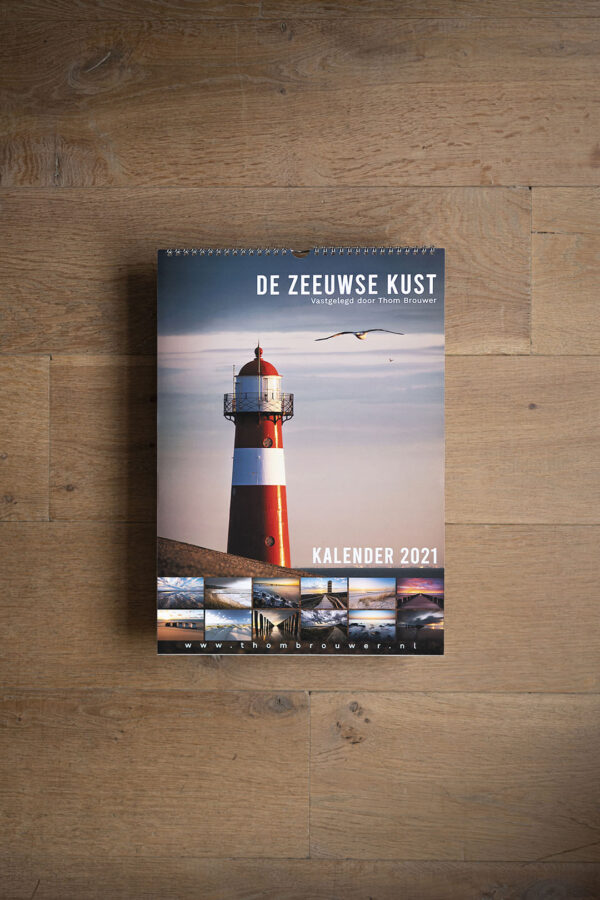 Kalender Zeeuwse kust 2021