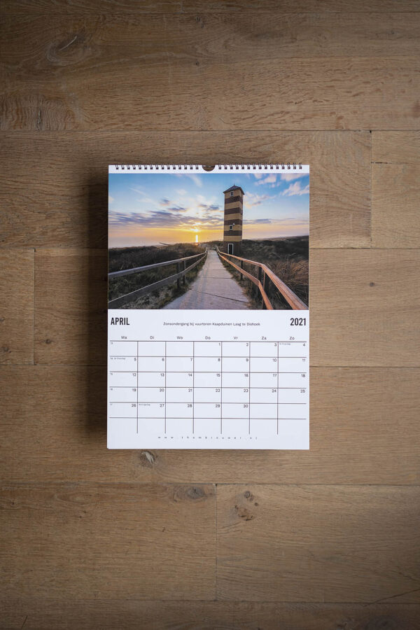 Zeeuwse kust kalender 2021 5