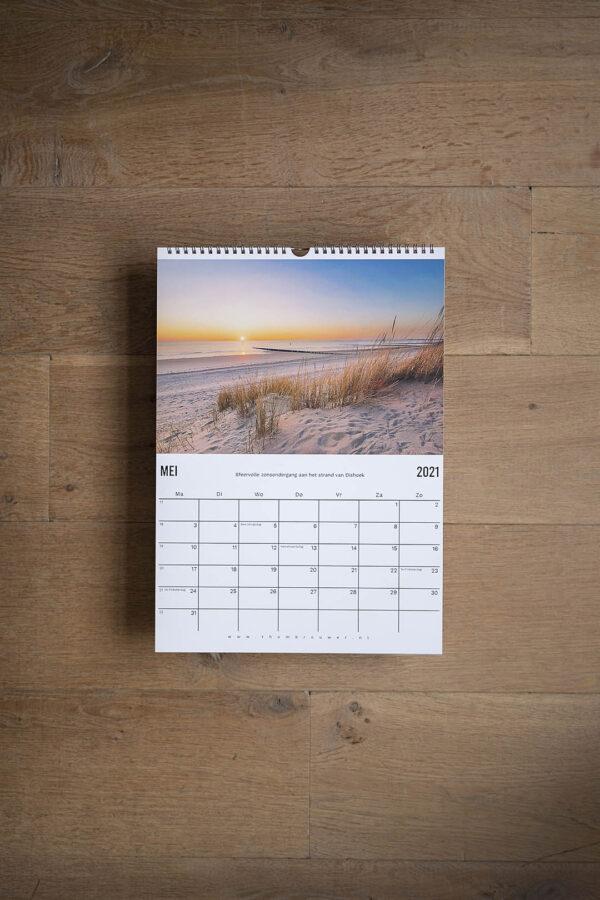 Zeeuwse kust kalender 2021 4