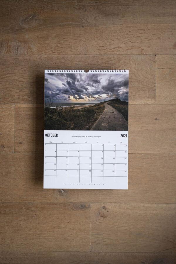 Zeeuwse kust kalender 2021 7