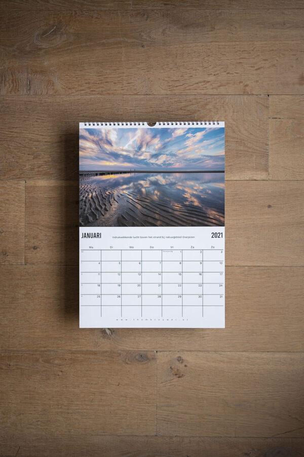 Zeeuwse kust kalender 2021 6