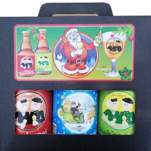 Zeeuws biergenot kerst bier pakket