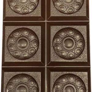 Zeeuwse knop chocoladereep puur