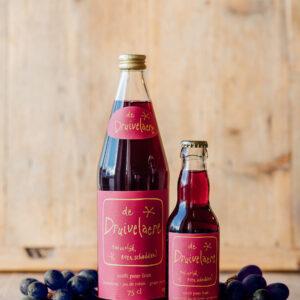 Druivelaere druivensap 750 ml