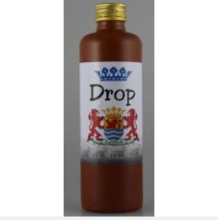 Pittige drop likorette 10%