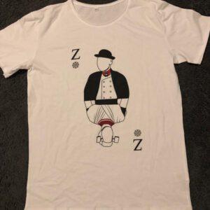 Zeeuws t-shirt boer en boerin