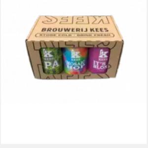 Brouwerij Kees cadeaupakket
