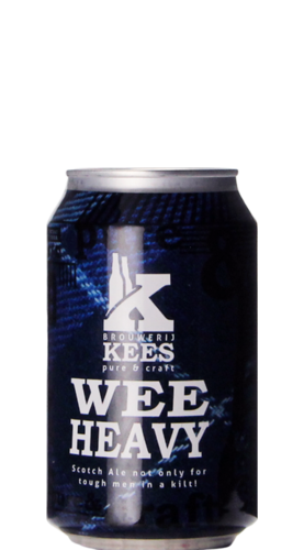 Kees Wee Heavy Scotch Ale