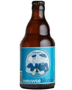 Zeeuwse blonde zeeuws biergenot