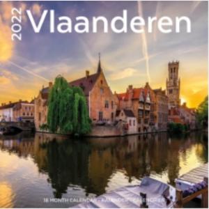 Vlaanderen kalender 2022