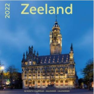 Zeeland kalender 2022